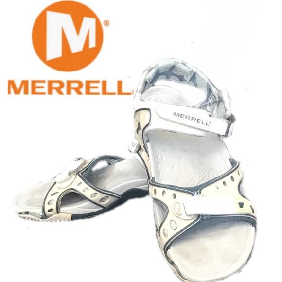 6ff4976afa43 Merrell Cabo Sport Off White Sandal Sz. 9. M 5b68a05c153795791ecb683a